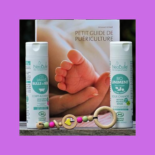 BOX NAISSANCE- Accueillez bébé avec amour