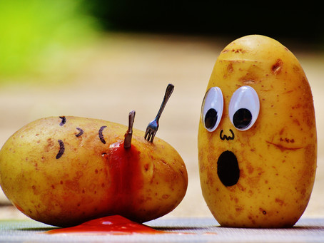 Potassium ain't B-A-N-A-N-A-S