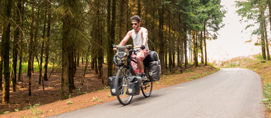 Maastricht to Munich - Cycling eight countries in 23 days