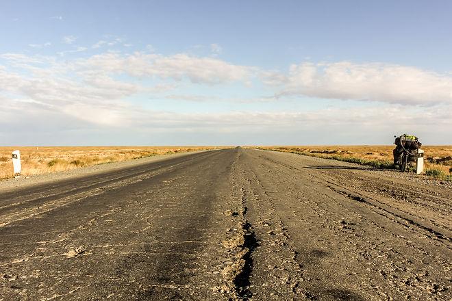 Asphalt Uzbekistan