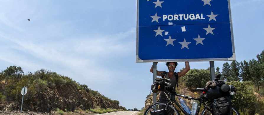 Country number six. Portugal. Mountains, dogs and reckless drivers.