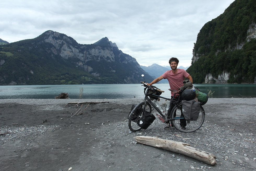 Cycle touring Switzerland