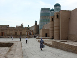 Khiva. Marvellous, majestic and magical