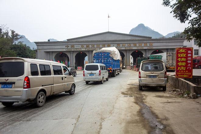 Chinese vietnamese border