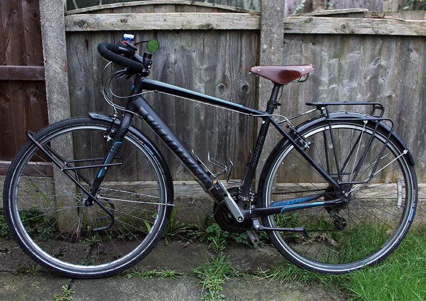 Specialized Sirrus touring bicycle