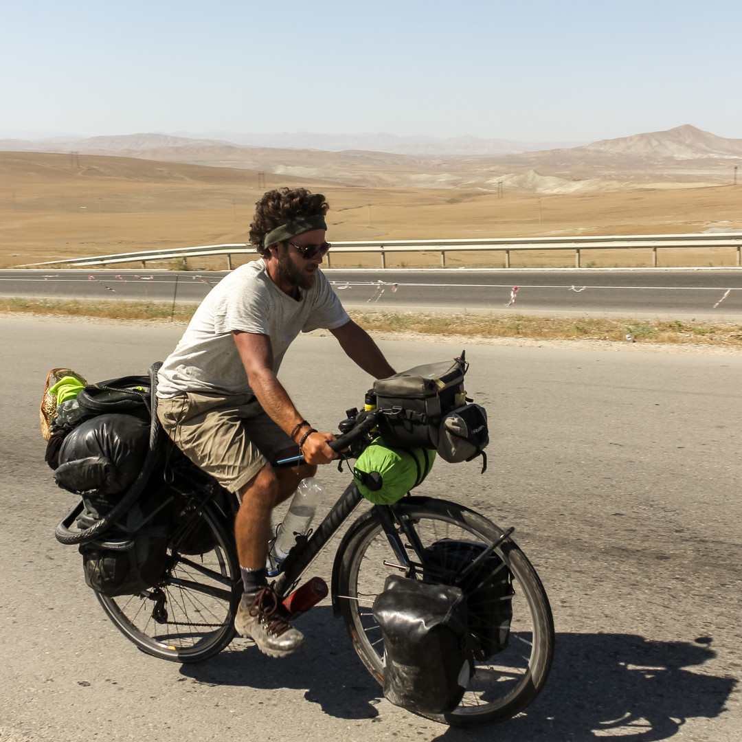 My cycle touring story