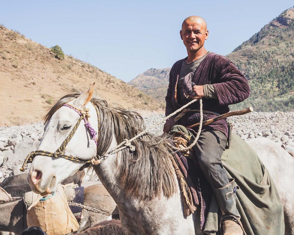 Shepherd I met in Tajikistan