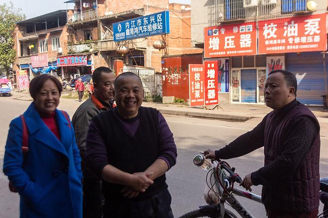 Village china
