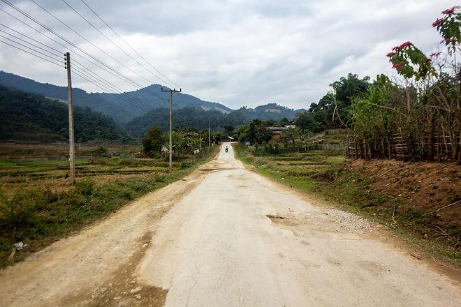 Travelling Laos