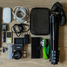 Cycle touring equipment