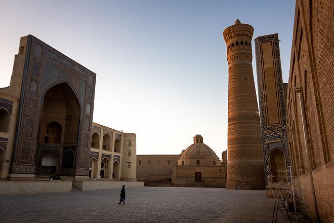 Bukhara ancient city