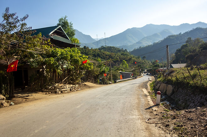 Vietnam is a beautiful country