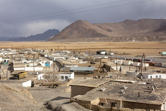 View of Murghab