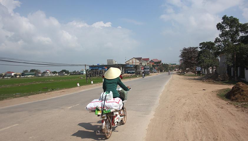 Vietnamese cyclist