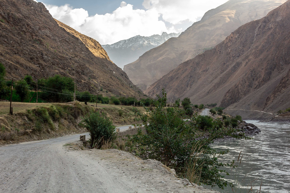 Panj valley, Tajikistan