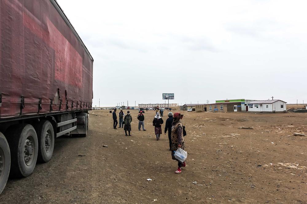 Uzbekistan border