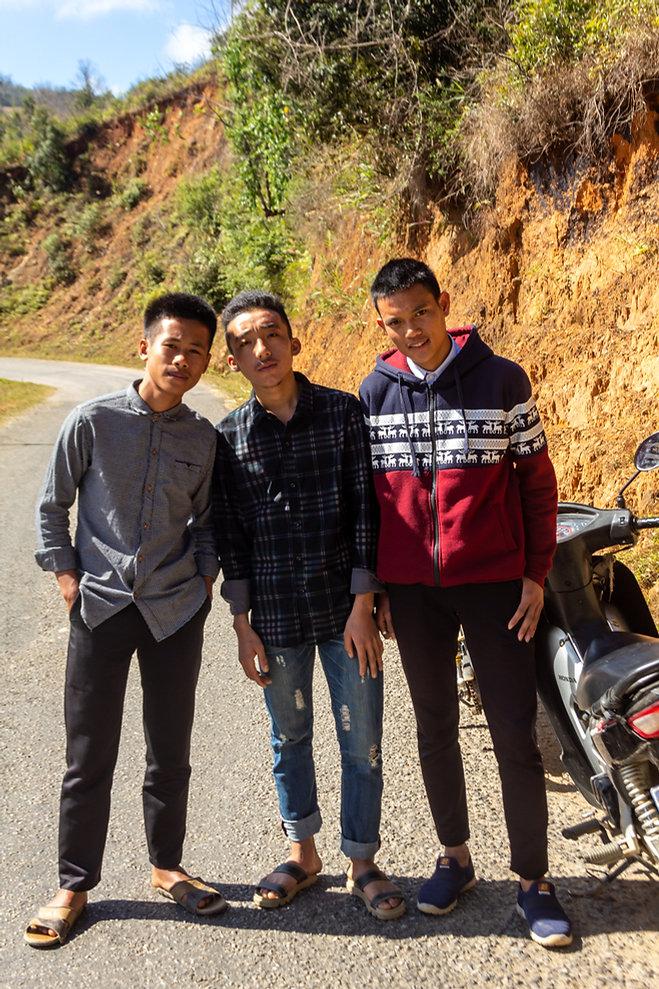 Locals Laos