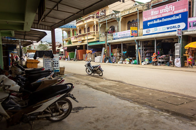 Town Laos