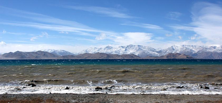 Murghab to Sary Tash, Kyrgyzstan