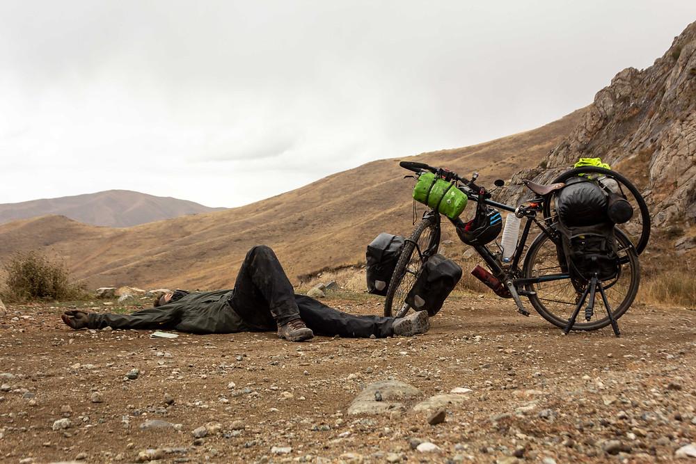 Collapsing through effort in Tajikistan