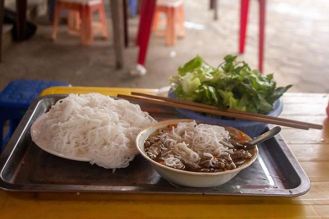 Delicious food Vietnam