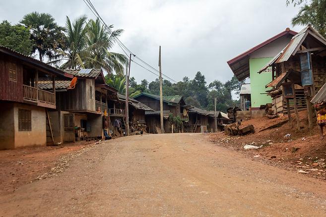Village laos