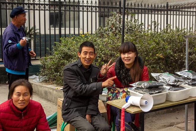 Local population china