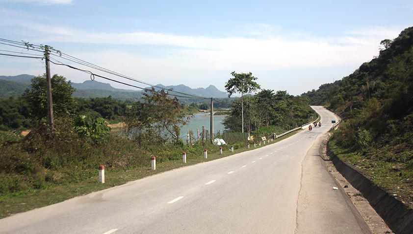 Beautiful Vietnamese scenery