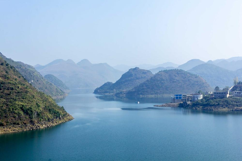 Lake, China