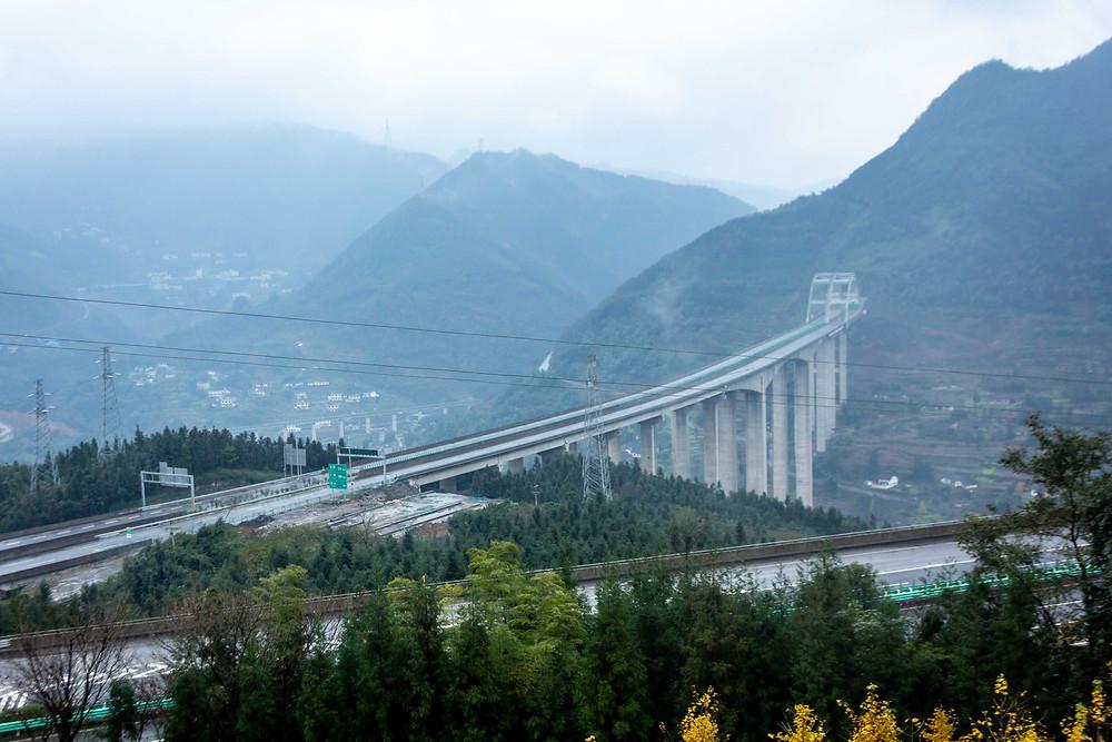 Motorway in China