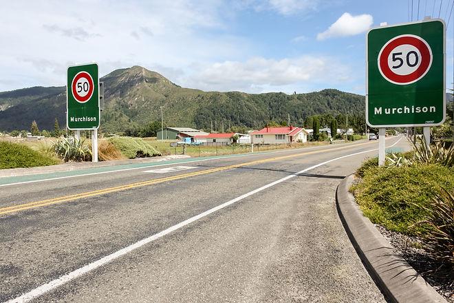 Murchinson New Zealand