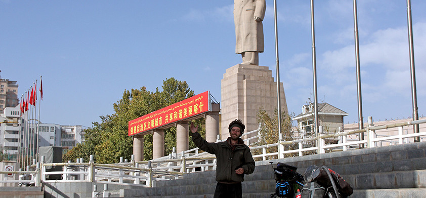 Entering China and onwards to Kashgar!