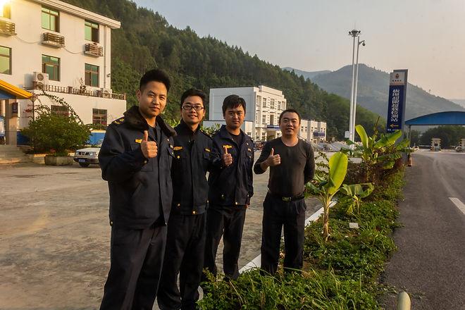 Locals yunnan province