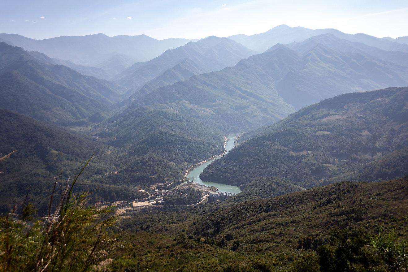 Amazing mountains of vietnam