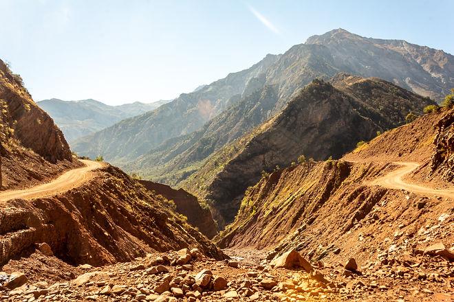 Valley Tajikistan