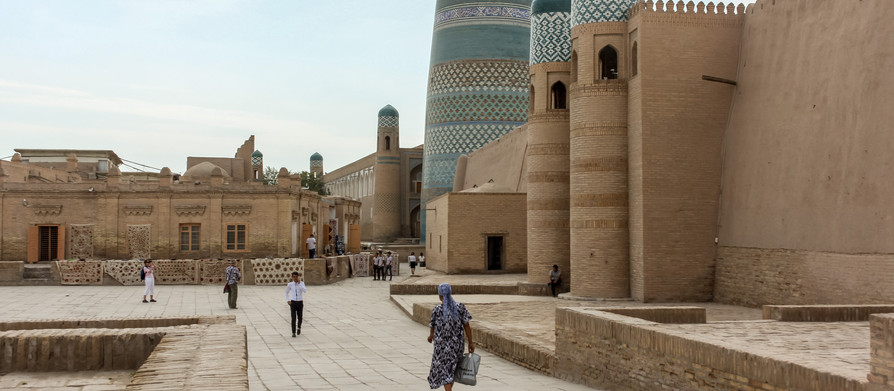 Khiva - Marvellous, majestic and magical