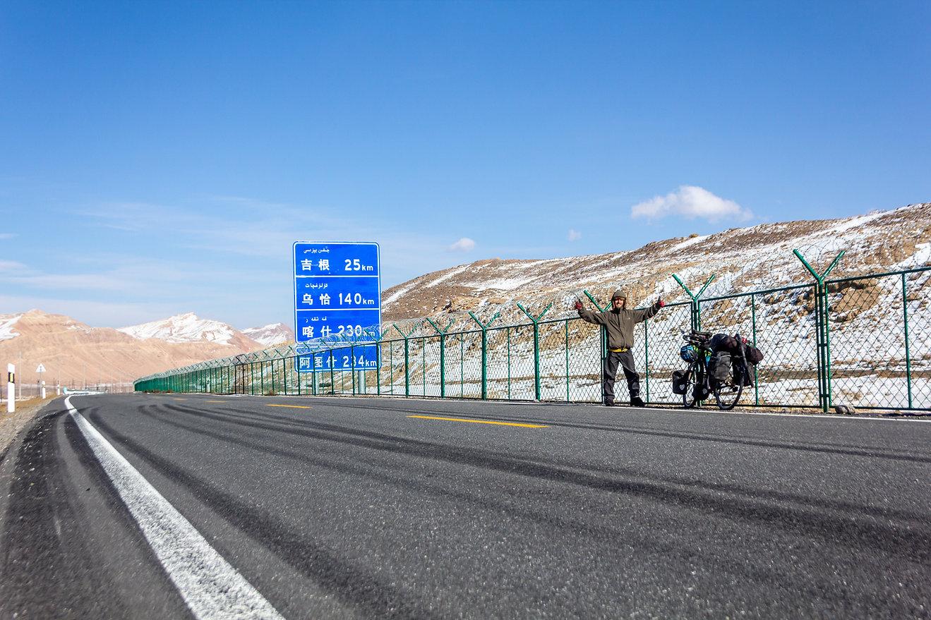 China Xinjiang province