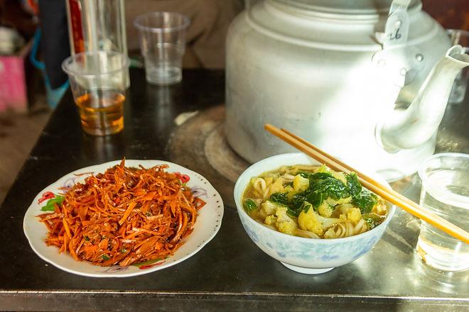 Food china gansu