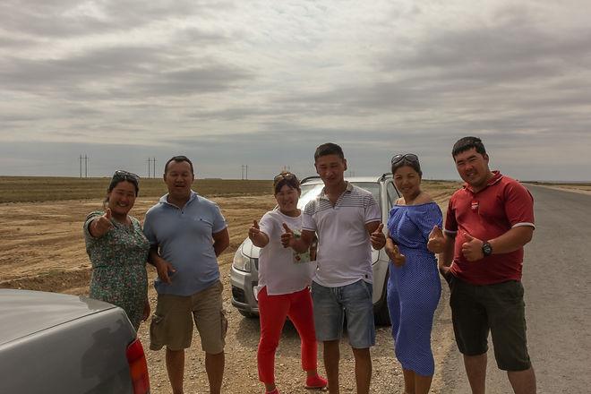 Locals Kazakhstan