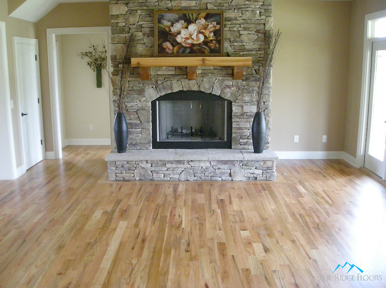 Blue Ridge Floors Hardwood Flooring