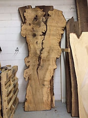 Live Edge Wood Slabs