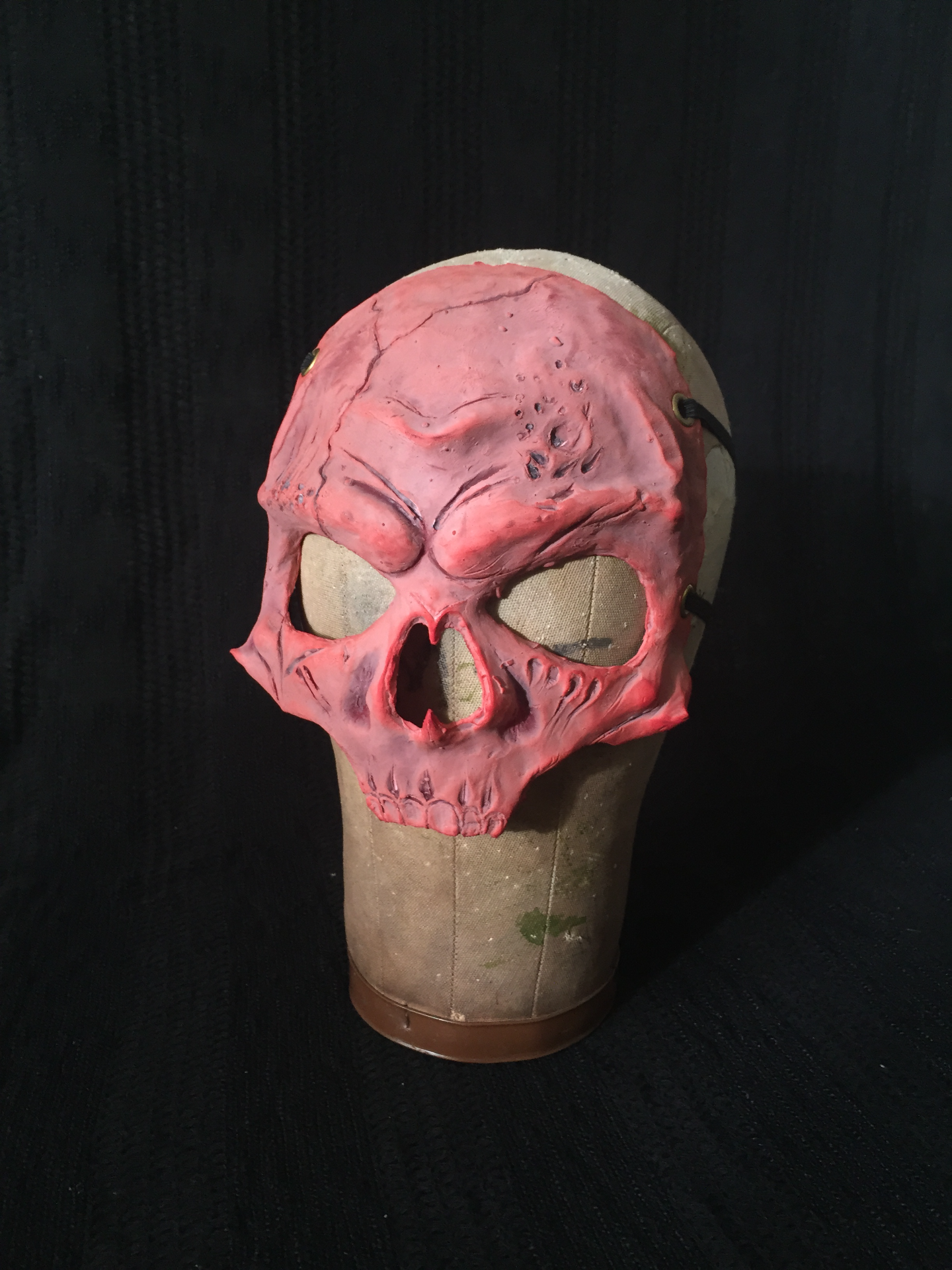 Latex Red Death Mask