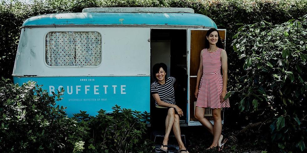 Summer Vibes met Bouffette