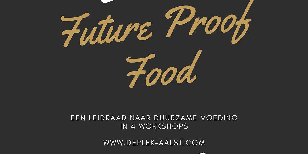 Workshops Future Proof Food: Lokaal