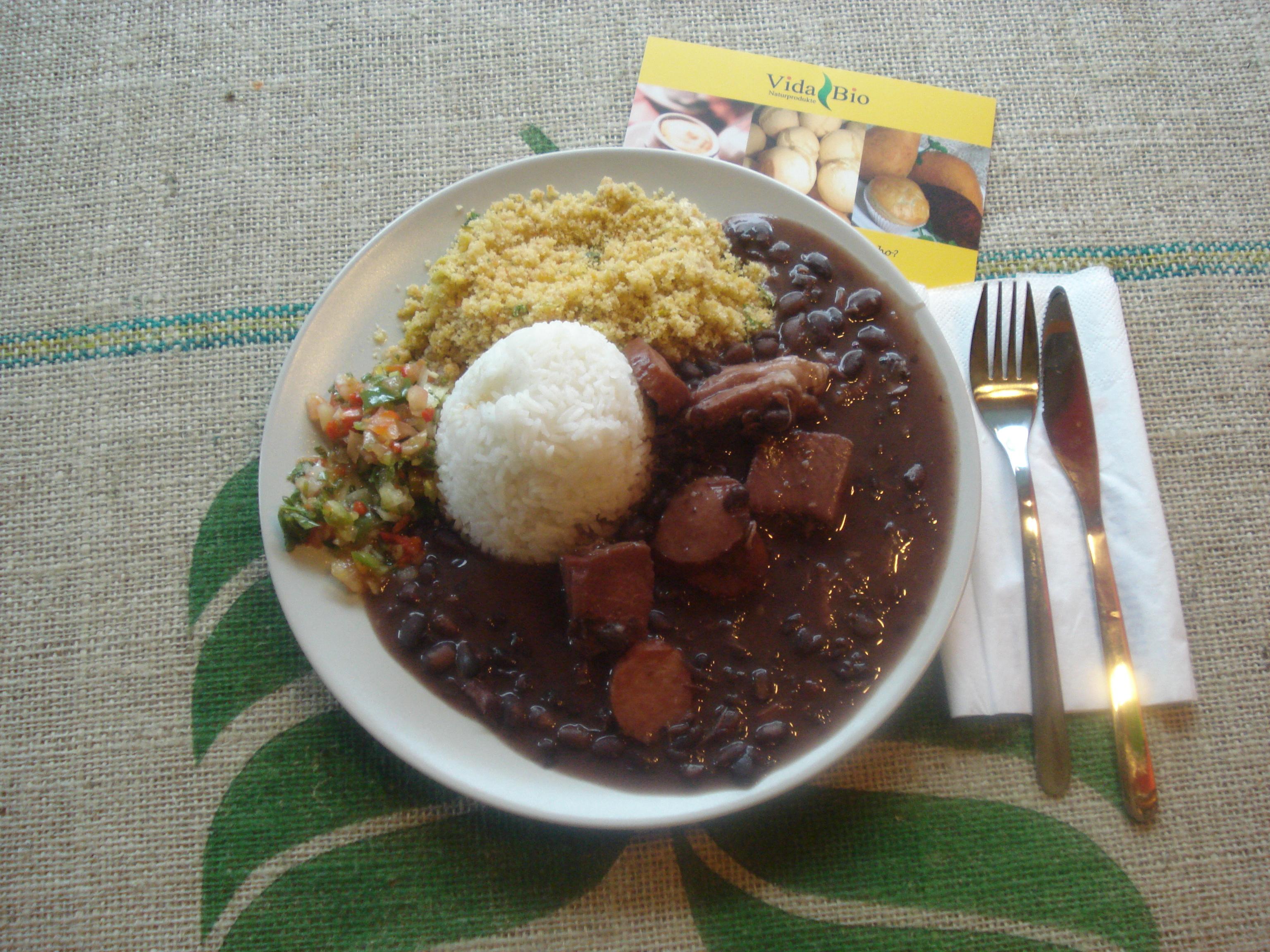 Feijoada Carioca by Nívea