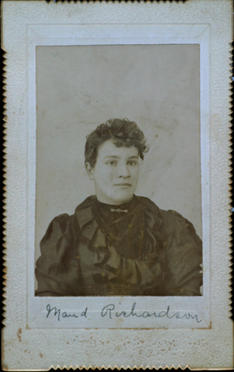 Maud Richardson