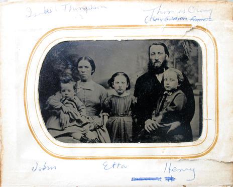 family of Thomas Craig