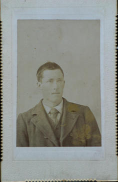 photograph of unidentified subject