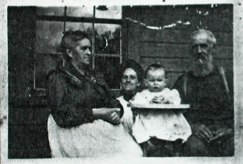 Alexander Wilson and Family