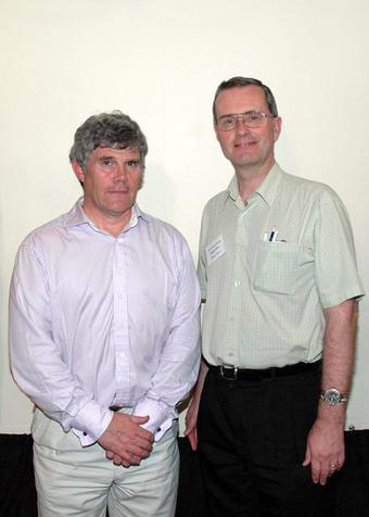 David Welsh & Bruce Elliott